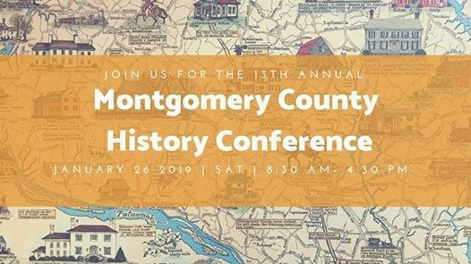 Montgomery County History Conference At Montgomery College