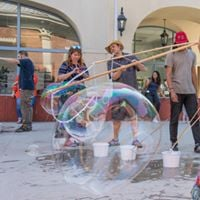 Boogie &amp Bubbles Abbott Square Grand Opening Weekend