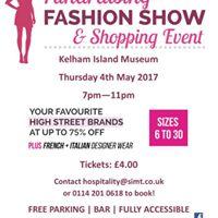 Kelham Island Fundraising Fashion Show and Shopping Event