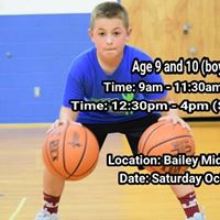 Tay Fishers Shooting and Dribbling Clinic (KINGSTON)