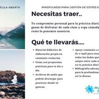 Mindfulness Para Gestin De Estrs En Vigo