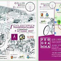 1 Ciclostorica Transfrontaliera Collio Brda Classic