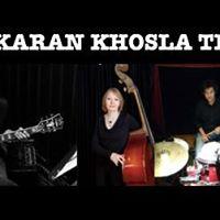 The Karan Khosla Trio