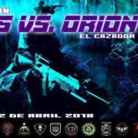 Operacin Ares Vs Orion... Amigos De KMB