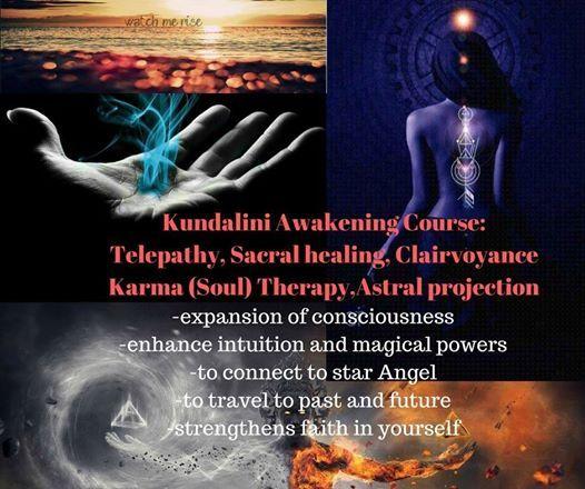 Kundalini Awakening Workshop-Advanced training for Awakened Mind