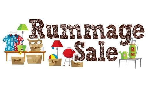 Rummage Sale for Hurricane Relief