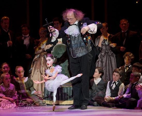 Phoenix Ballet Live in Sedona The Nutcracker Dec 2&3
