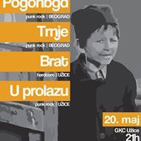 PunkRockHard Core Koncert