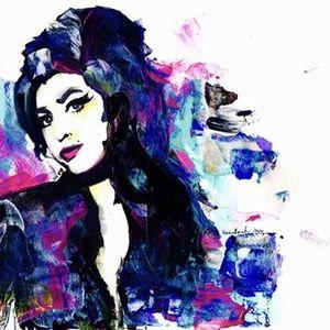 ArtNight Amy Winehouse Lila am 24062019 in Dresden