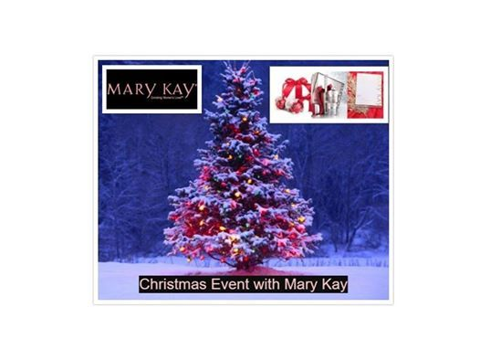 Christmas Event with Mary Kay