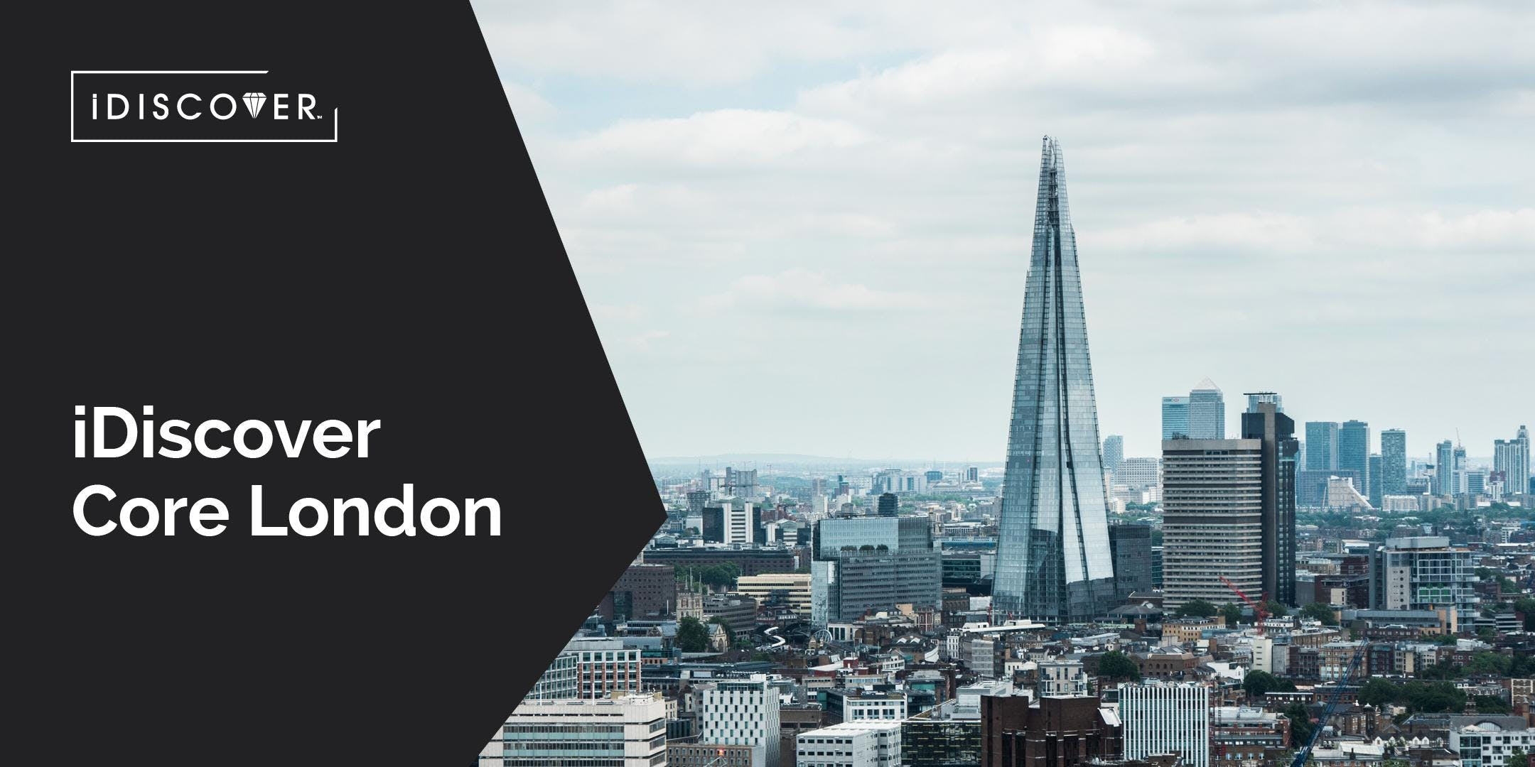 IDISCOVER CORE - LONDON (Application)