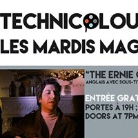 Technicolour Tuesday  Les Mardis Magntoscope The Ernie Game