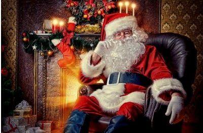 Meraki Exclusive Father Christmas Experience Dec 09