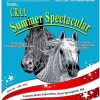 CRAA Arabian Summer Spectacular &amp IFSHA Region 1 Championship Show