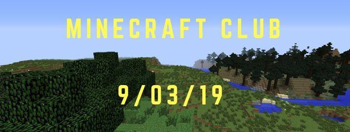 Make MineCraft Club Boom