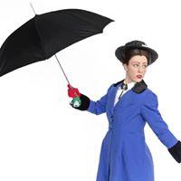 Tea with Mary Poppins