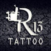 Inaugurao R13 Tattoo