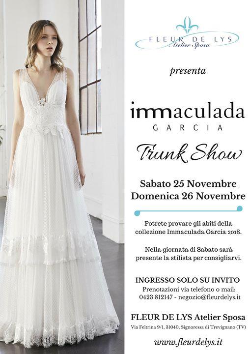 a9cacb17bbc0 Trunk show con la stilista Inmaculada Garcia at Fleur De Lys atelier ...