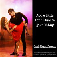 Drinks &amp Dance Lessons Salsa Workshop