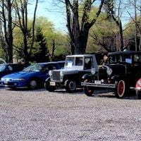 Newbury Vintage Car and Truck Show at Oberland Park