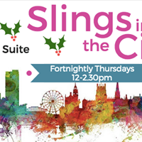 Slings in the City - Sling Library drop in