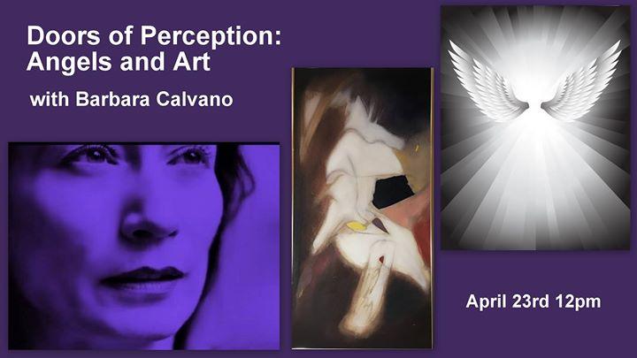 Doors of Perception  Angels and Art