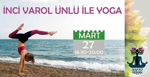 nci Varol nl ile Yoga Dersleri