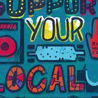 Support Your Local Punk Heroes  3rdBirthdaySBANDA