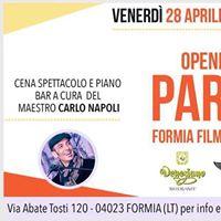 Party Formia Film Festival