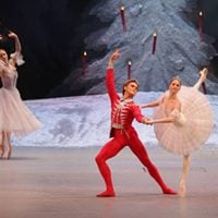 YCPAC Satellite Series presents the Bolshois &quotThe Nutcracker&quot