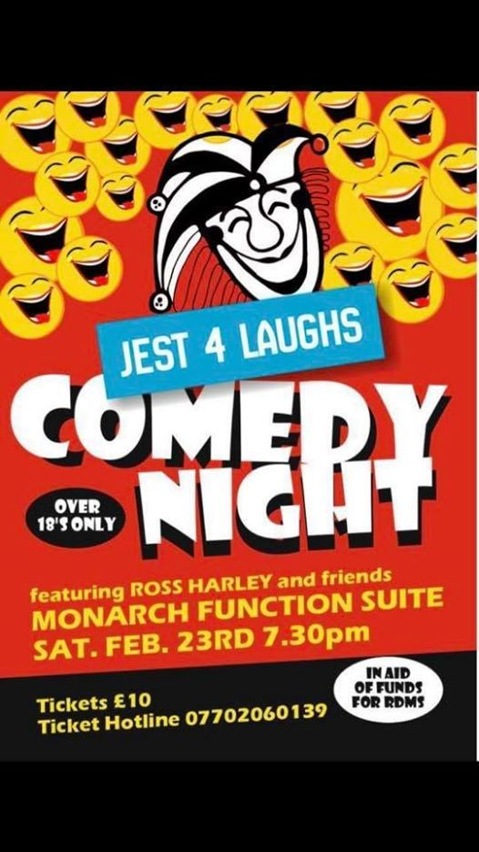 Jest 4 Laughs Comedy Night