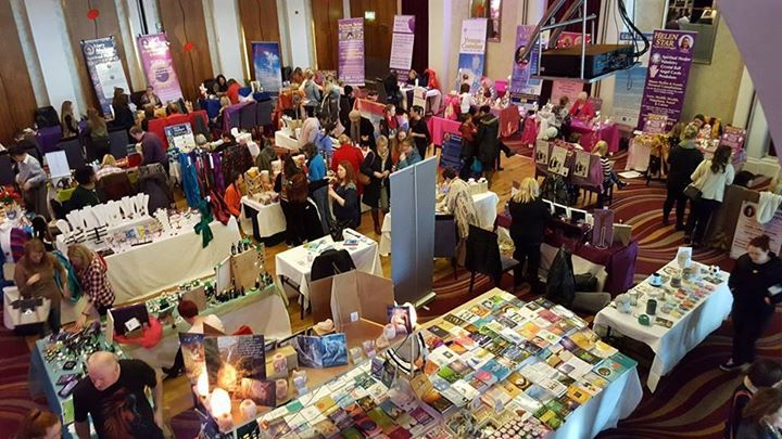 Free Entry - Waterford Psychic & Holistic Fair