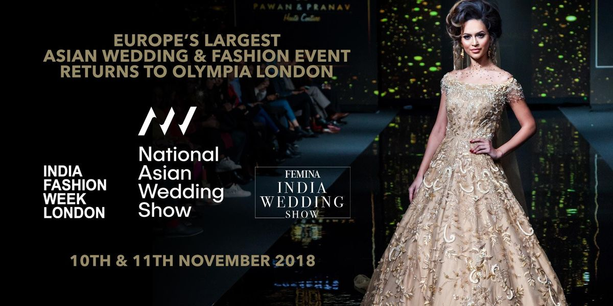 The National Asian Wedding Show Olympia London