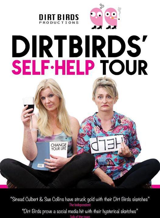 DIRT BIRDS Self Help Tour