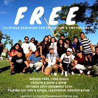 Filipinos Reaching for Education &amp Empowerment Long Beach