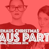 Our Christmas HAUS party