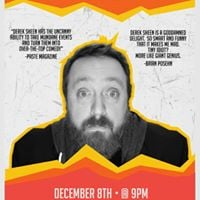Comedy night Derek Sheen feat. Dusty York in Modesto