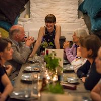 Winter Supper Club in the Glen Of Imaal