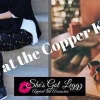 Leggz at the Copper Kettle November Edition