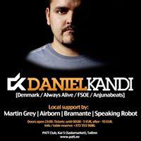 Trance Evolve with Daniel Kandi