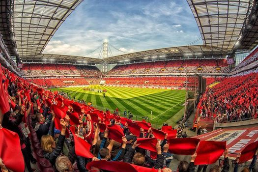 1. FC Kln - FC St. Pauli