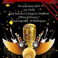 Talent Show EDITIA A II-A