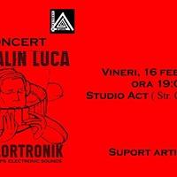 Concert Madalin Luca - FolklorTRONIK  16 februarie