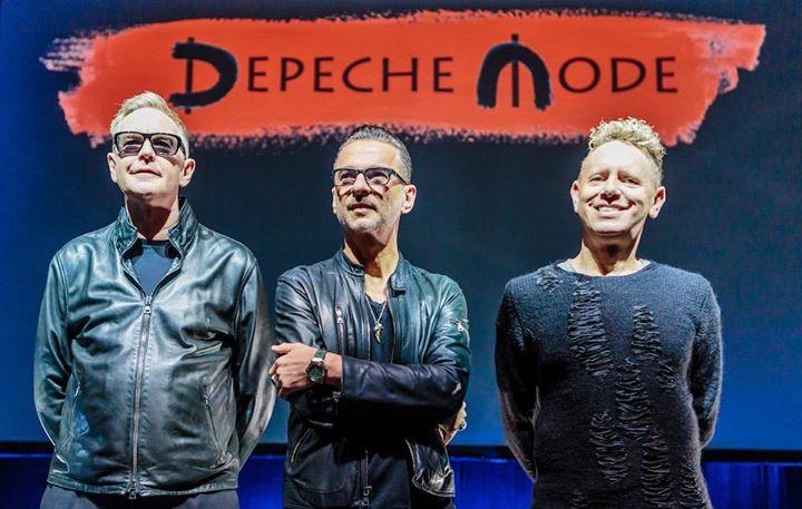 Depeche Mode Concert Travel