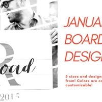 Board Art January 21st