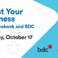 Boost your Business with Facebook &amp BDC