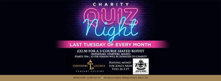 TL Charity Quiz Night