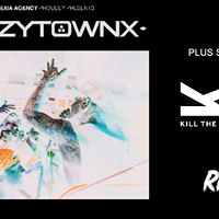 CRAZY TOWN plus special guests Kll the Ideal and Anonymous