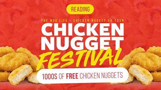 Chicken Nugget Festival - Reading