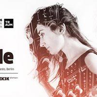 Red Bull Music Academy Night Osijek w Paula Temple